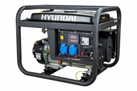 Hyundai bensinaggregat