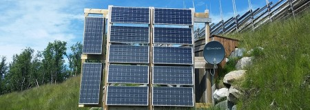 Solcelle pakker
